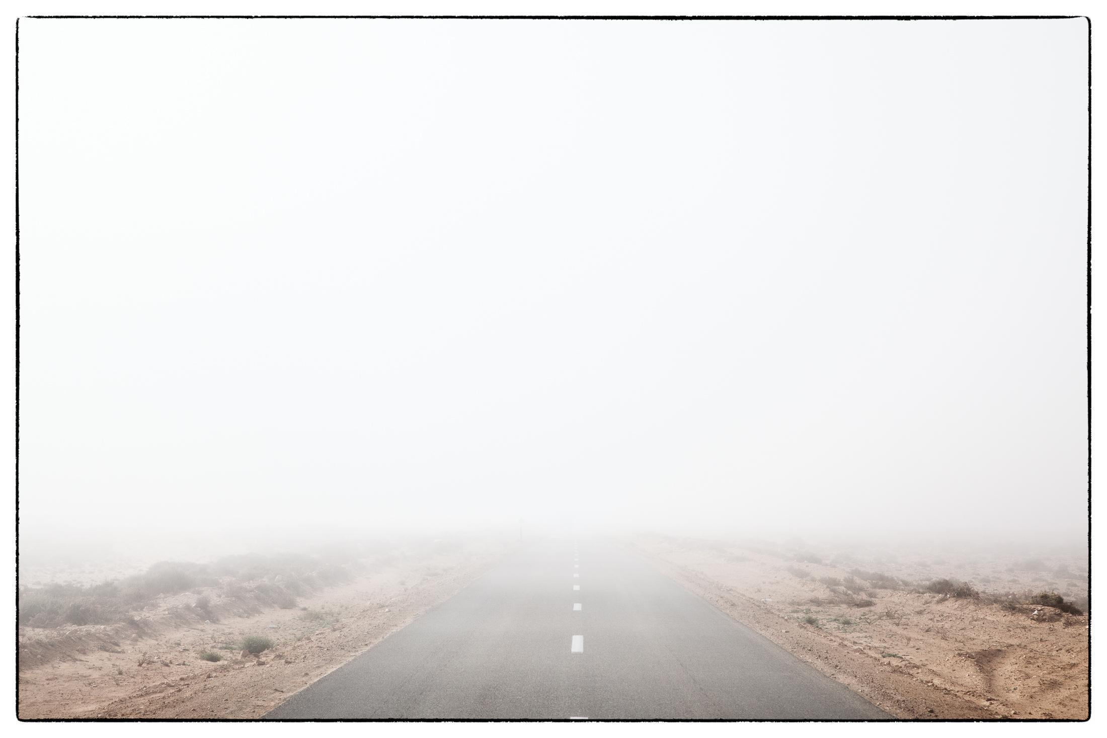 Wüste & Nebel
