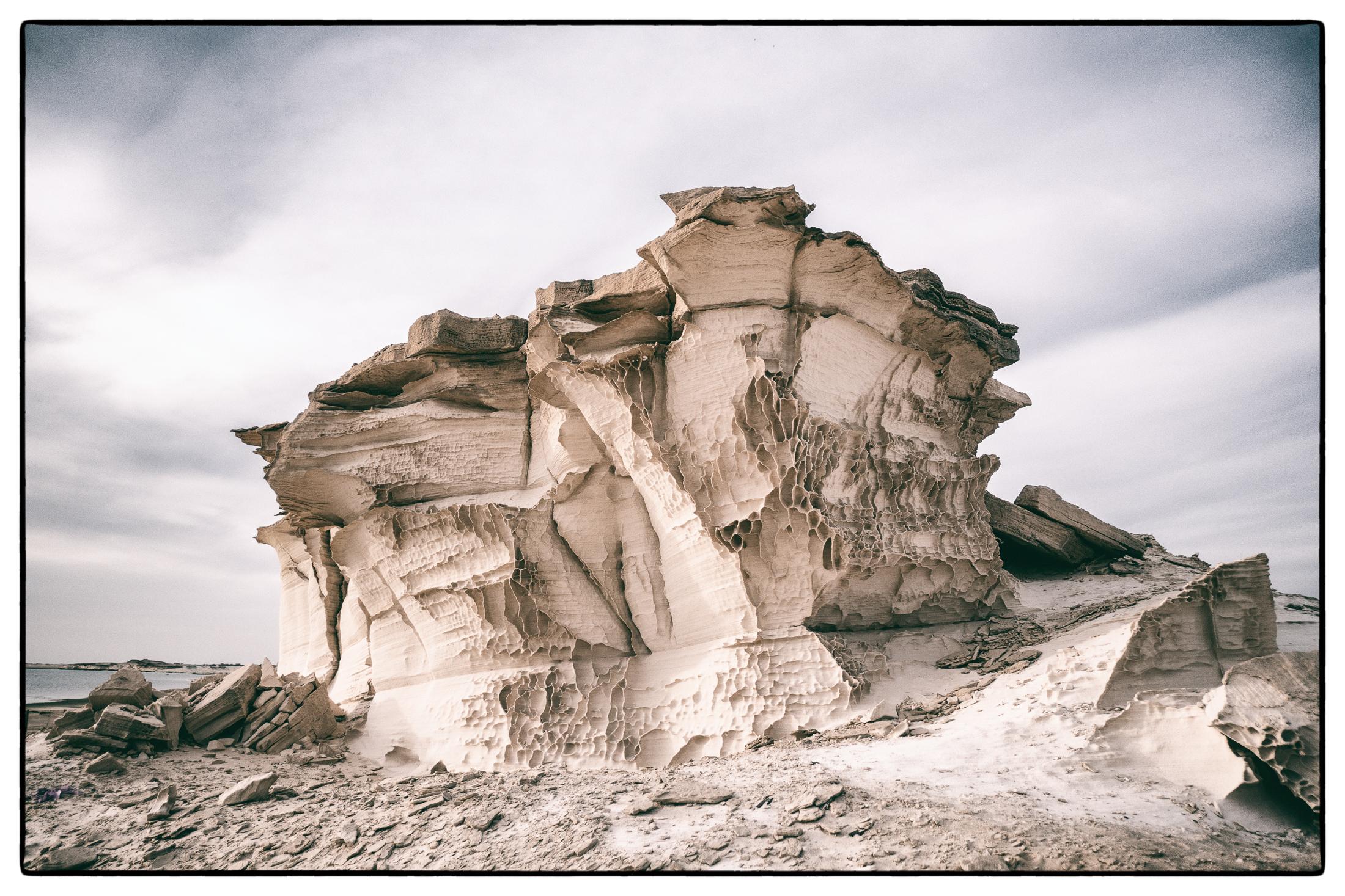 Sandstein on the Beach