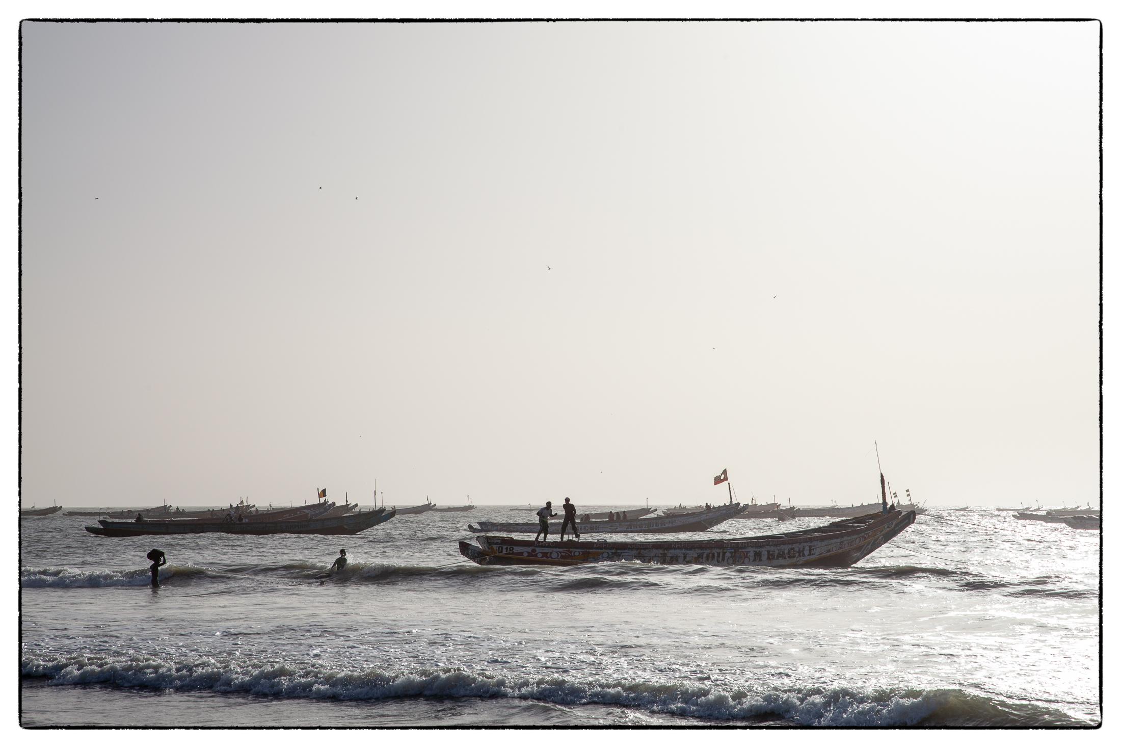 Die Fischer von Kafoutine
