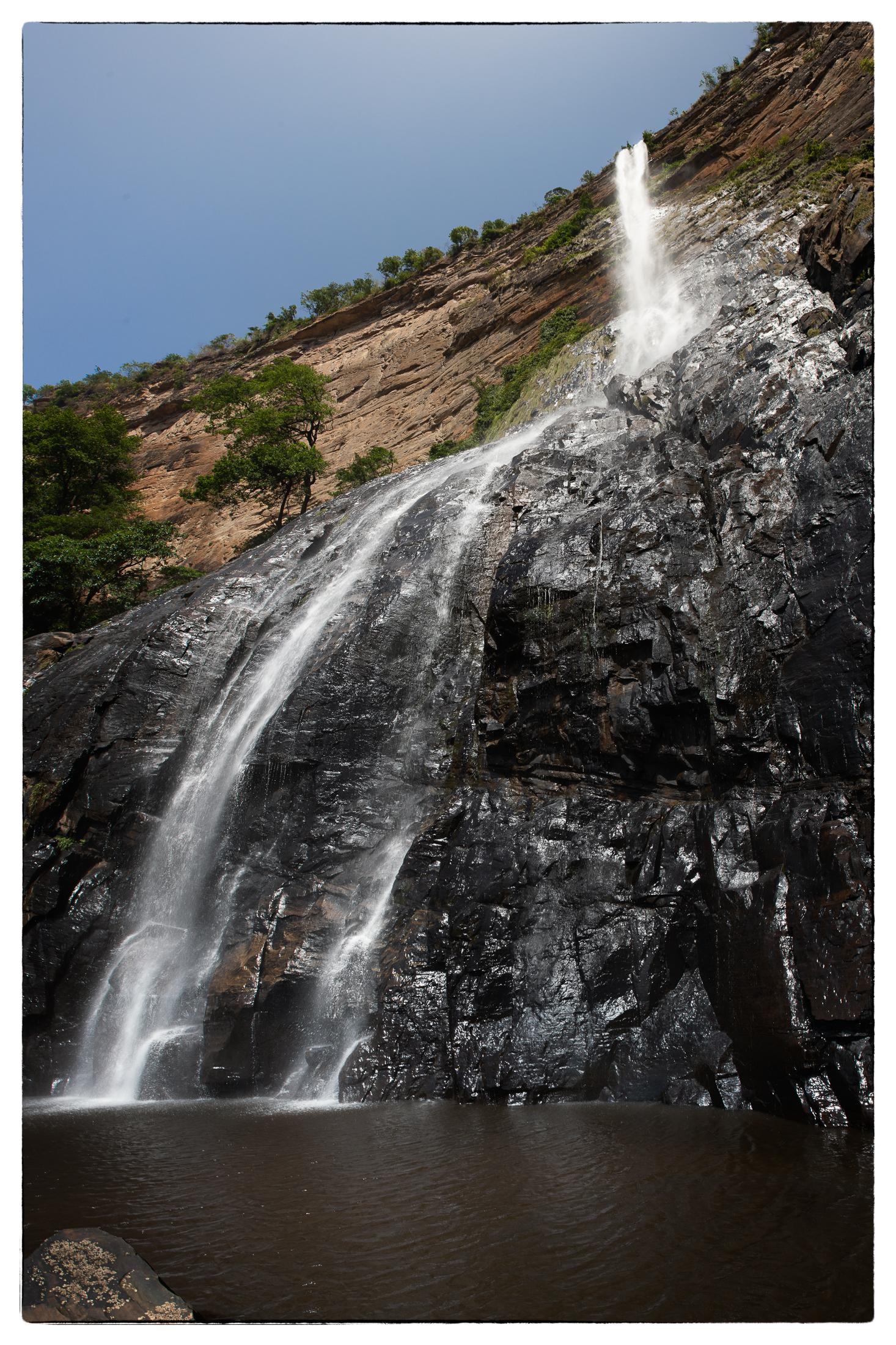 Fouta Wasserfall
