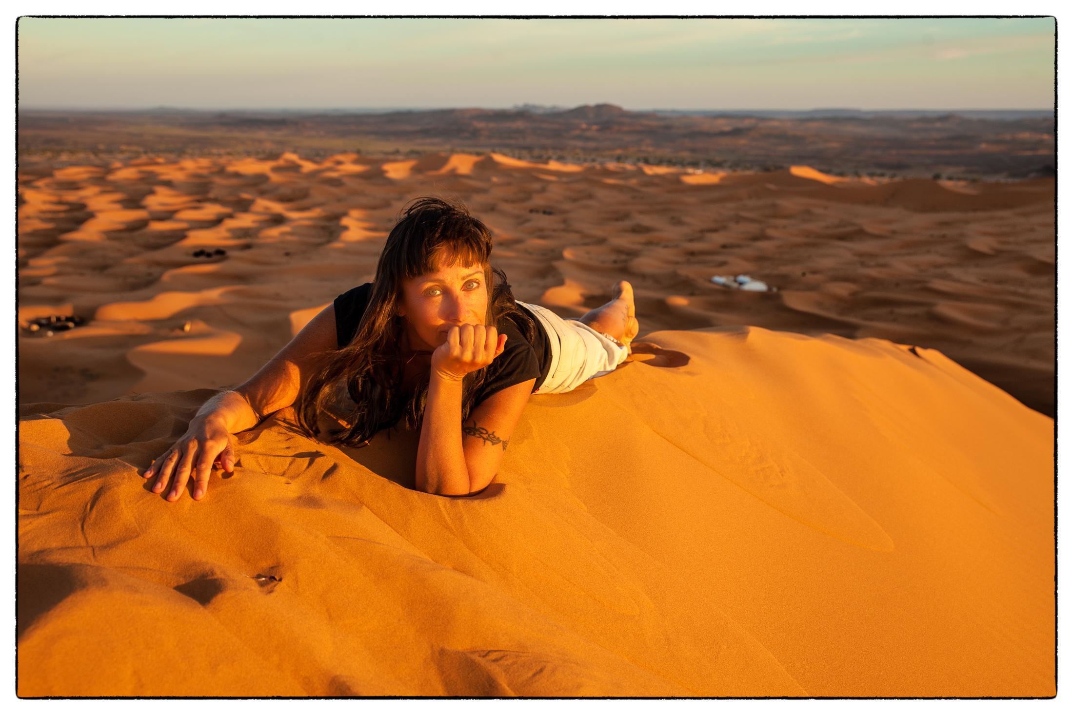Wüsten Romantik