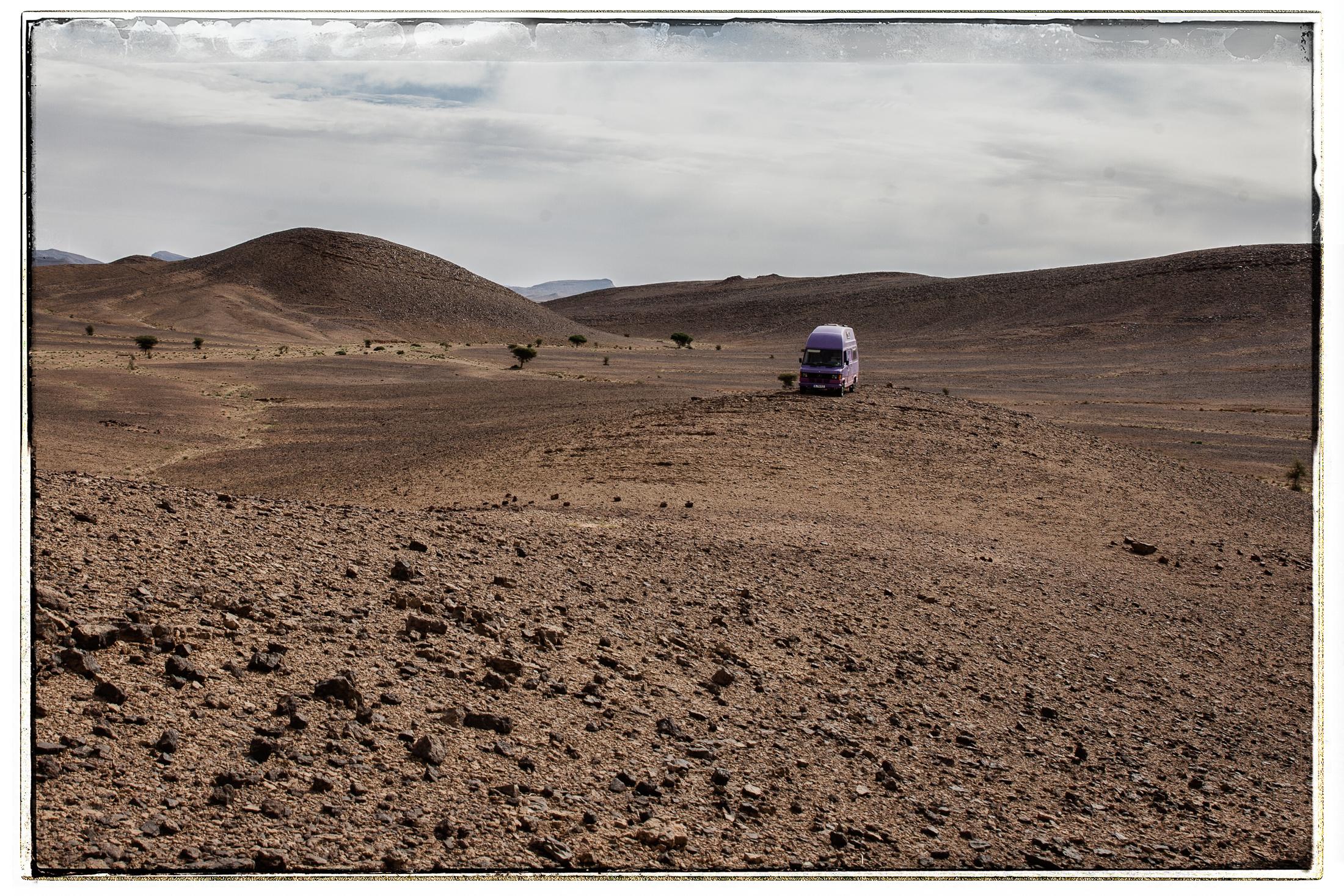 Auf dem Mond mit Rover