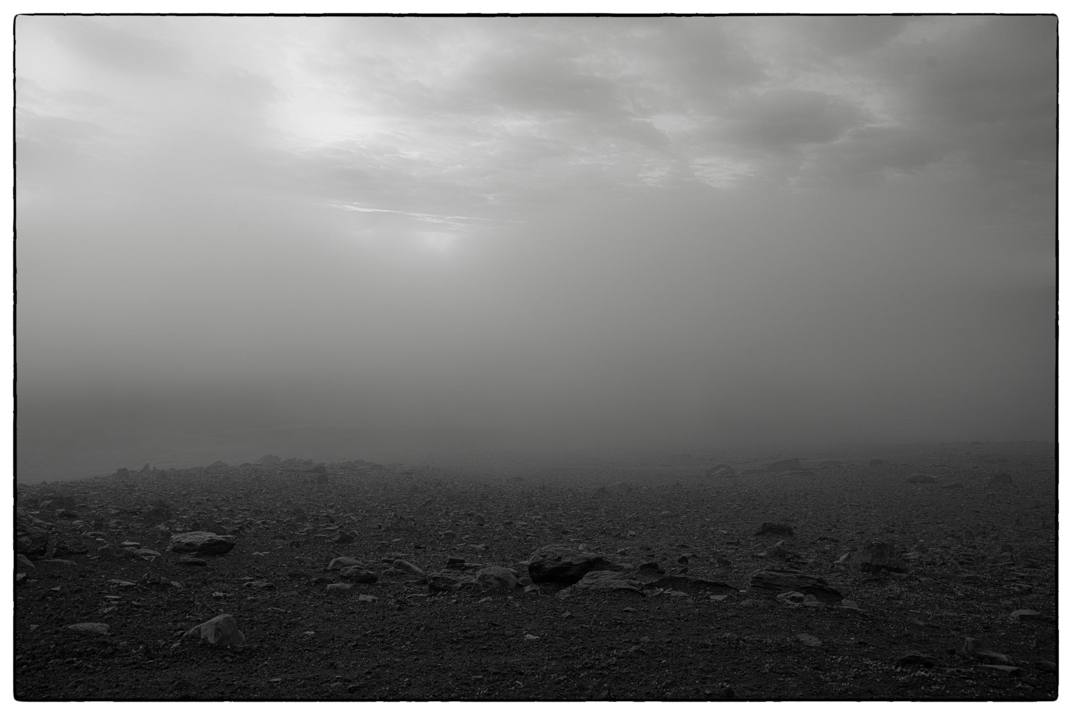 Antiatlas Nebel